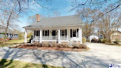 Florence Single Family Home New: 2208 Timberlane Dr