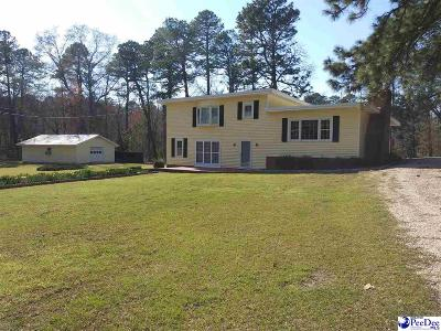 Hartsville Single Family Home Uc/Show For Back Up: 2056 Patrick Highway