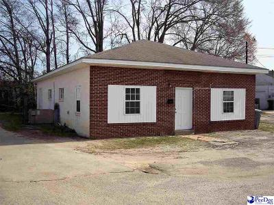 Dillon SC Commercial For Sale: $55,000