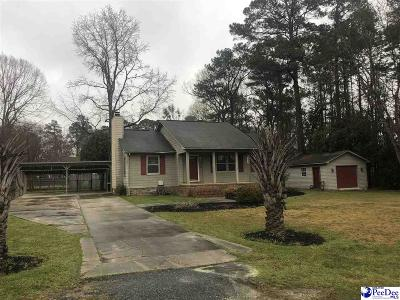 Darlington Single Family Home For Sale: 126 Forest Dr