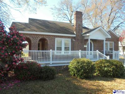 Marion County Single Family Home For Sale: 229 W Wayne George Ave.