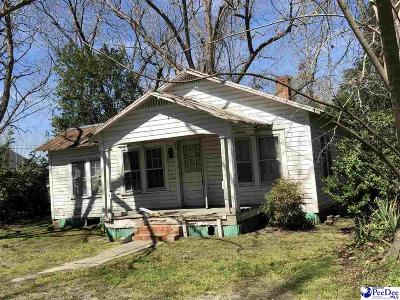 Lake City Single Family Home For Sale: 318 Peachtree