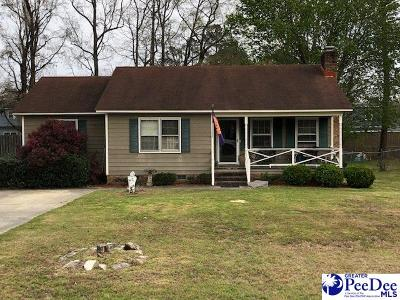 Florence Single Family Home New: 606 Thicket