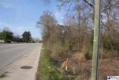 Darlington County Residential Lots & Land New: S Fifth Street