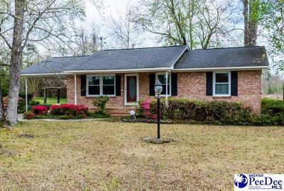 Florence Single Family Home Uc/Show For Back Up: 2112 S Enchanted Ln