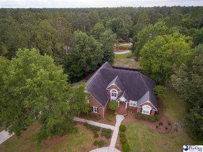 Hartsville Single Family Home Uc/Show For Back Up: 613 Colony Rd