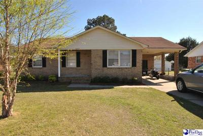 Florence Single Family Home Uc/Show For Back Up: 2217 Bellaire Drive