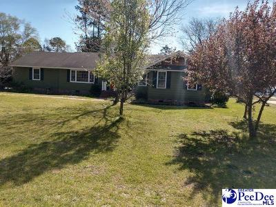 Florence Single Family Home For Sale: 916 S Dunes Drive