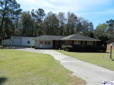 Florence Single Family Home Uc/Show For Back Up: 3726 E Winlark Drive
