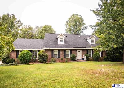 Florence Single Family Home For Sale: 643 N Beaverdam Drive
