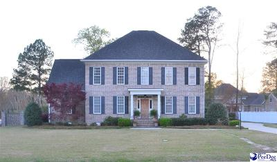 Florence Single Family Home For Sale: 2500 Abbey Way
