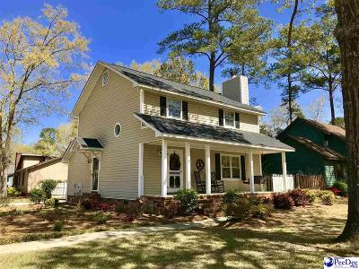 Single Family Home For Sale: 3224 Beechwood Road