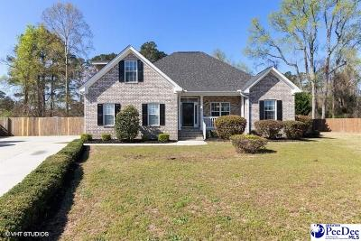 Florence Single Family Home For Sale: 421 Sterling Drive