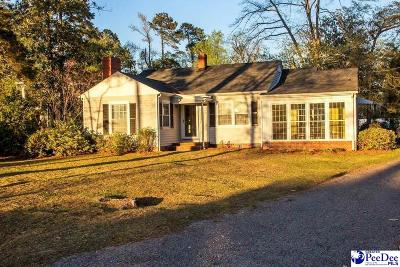 Hartsville Single Family Home Uc/Show For Back Up: 715 Prestwood Drive