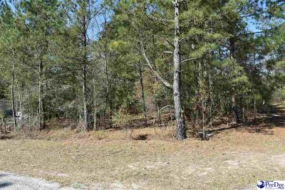 Effingham, Darlington, Darlinton, Florence, Flrorence, Marion, Pamplico, Timmonsville Residential Lots & Land For Sale: Lot 6 & 7 L E Circle