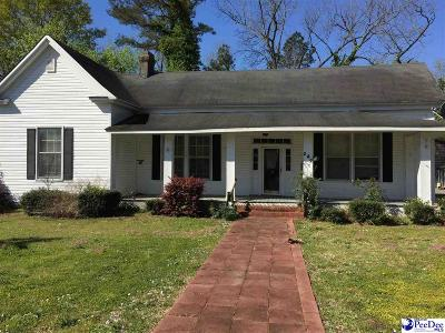 Darlington Single Family Home For Sale: 242 Woods Street