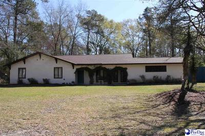 Hartsville Single Family Home For Sale: 421 Brookwood