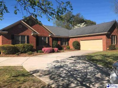 Florence Single Family Home Uc/Show For Back Up: 815 Chaucer Dr