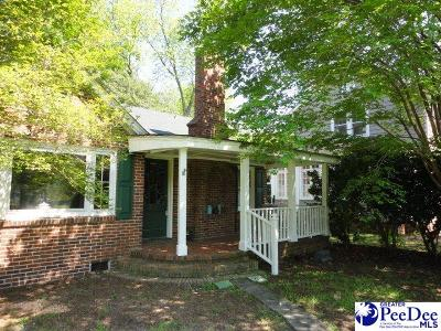 Florence Single Family Home For Sale: 402 Lafayette Circle