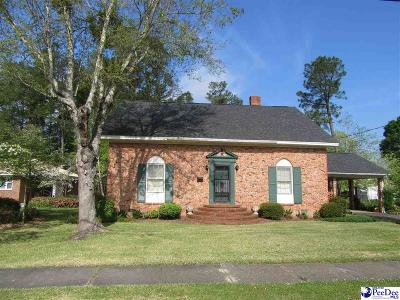 Single Family Home Uc/Show For Back Up: 116 S Blanding Street