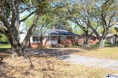 Florence Single Family Home Uc/Show For Back Up: 1409 Briarcliff Drive