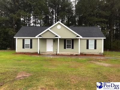 Florence Single Family Home For Sale: 1437 Critcher Road