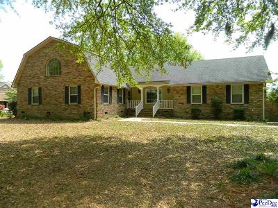 Florence Single Family Home For Sale: 205 Timberlake Dr
