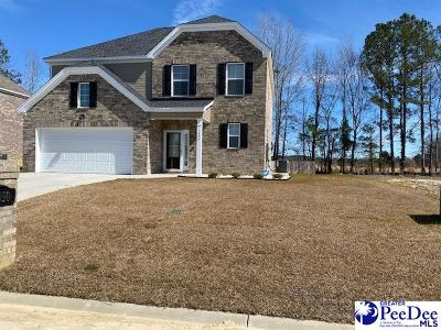 Florence Single Family Home For Sale: 1450 Summergate Drive