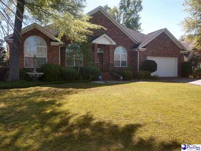 Florence Single Family Home For Sale: 2710 Carriage Lane