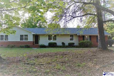 Florence Single Family Home For Sale: 827 Stratton Drive
