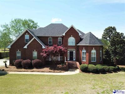 Florence Single Family Home For Sale: 4270 Monterey Dr.