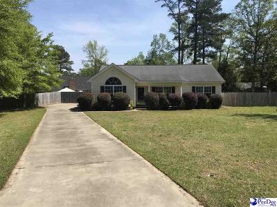 Florence Single Family Home For Sale: 700 Kitty Lane