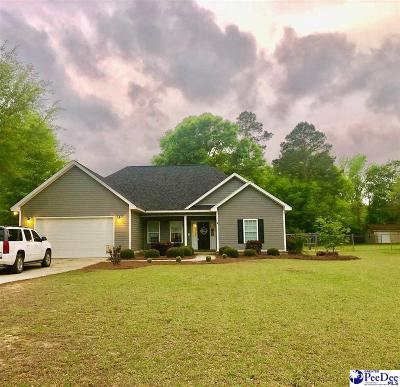 Florence Single Family Home For Sale: 2317 Red Doe Road