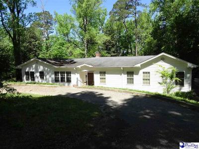 Hartsville Single Family Home For Sale: 604 W Home Avenue