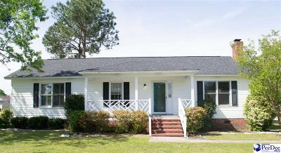 Florence SC Single Family Home For Sale: $147,900