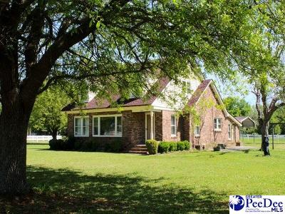 Florence SC Single Family Home For Sale: $179,900