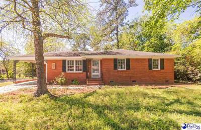 Florence SC Single Family Home New: $130,000