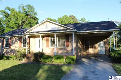 Florence SC Single Family Home New: $99,000