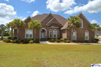 Florence SC Single Family Home New: $479,900