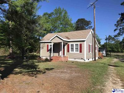 Hartsville Single Family Home For Sale: 2620 Byrdtown Road