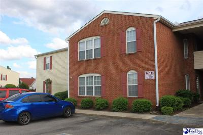 Florence SC Condo/Townhouse New: $90,000