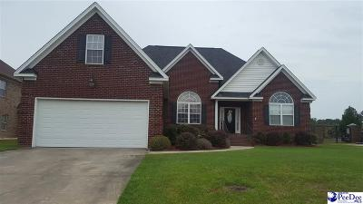 Florence SC Single Family Home For Sale: $269,900