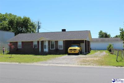 Florence SC Single Family Home New: $105,000
