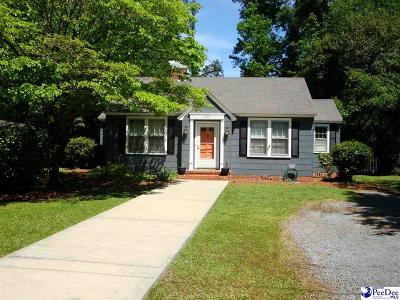 Florence Single Family Home Uc/Show For Back Up: 1417 Woods Road