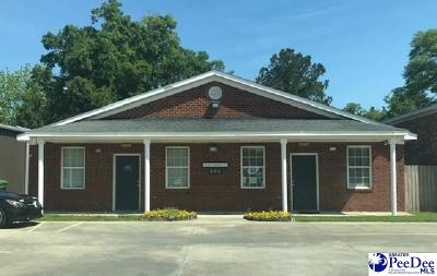 Florence, Flrorence, Pamplico Commercial For Sale: 903 W Evans