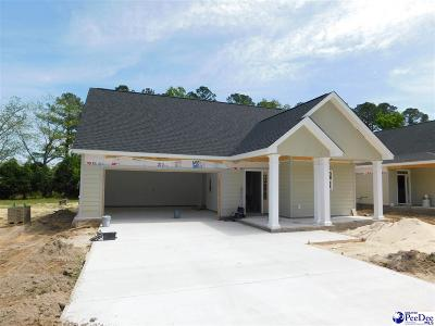 Hartsville Single Family Home Uc/Show For Back Up: 311 Pines Drive