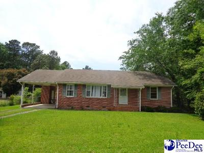 Mullins Single Family Home For Sale: 202 Camellia Ct.