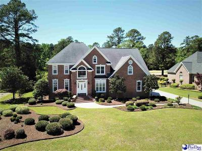 Florence Single Family Home For Sale: 2733 Cypress Bend Rd