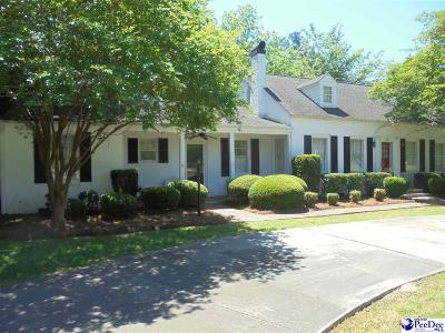 Marion SC Single Family Home For Sale: $140,900
