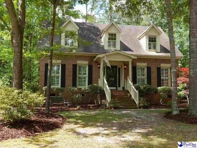 Florence Single Family Home For Sale: 709 Yorkshire Ct